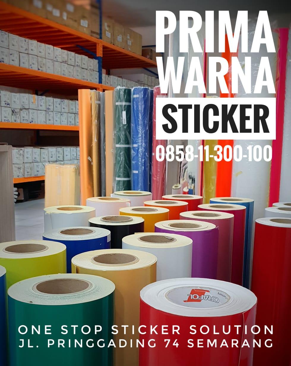 Supplier Bahan Stiker 15